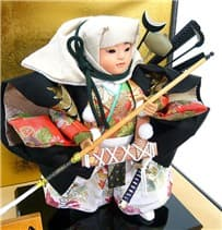 五月人形 弁慶-min