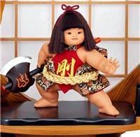 五月人形 金太郎-min