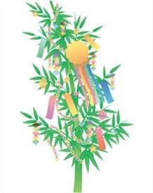 七夕飾り②-min