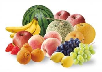 夏の果物-min