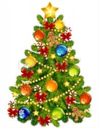 クリスマスツリー-min