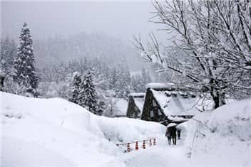 雪景色-min