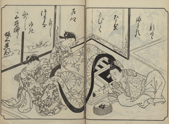 掘りごたつ(江戸時代)-min