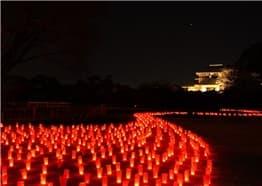 夜梅祭キャンドル-min