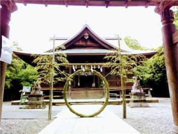 夏越の祓(茅の輪)-min